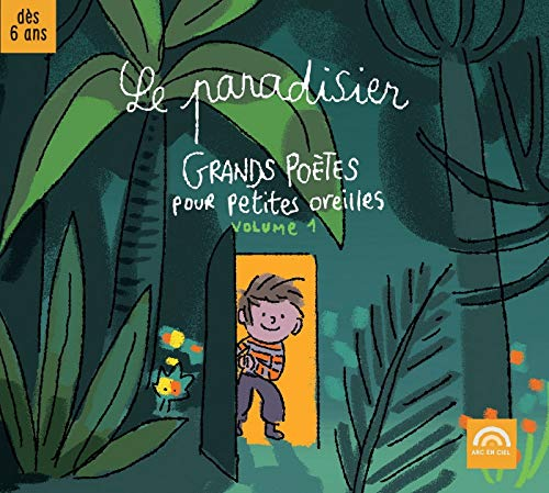 Le Paradisier Vol.1 / Grands Poètes