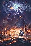 Mutuco Puzzle 1000 Piezas,El señor de los anillos: escena del purgatorio,DIY Arte Rompecabezas, Intelectual Educativo Rompecabezas, Divertido Juego Familiar Puzzle