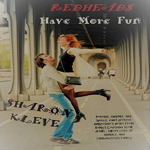 Redheads Have More Fun cover art