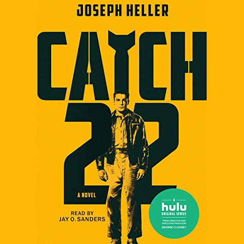 Catch-22                   By:                                                                                                                                 Joseph Heller                               Narrated by:                                                                                                                                 Jay O. Sanders                      Length: 19 hrs and 58 mins     1,353 ratings     Overall 4.3