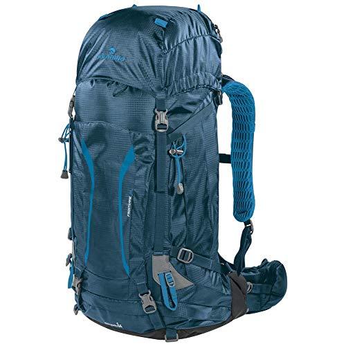 Ferrino Mochila Senderismo Finisterre 38L (Azul azul)