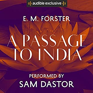 A Passage to India cover art