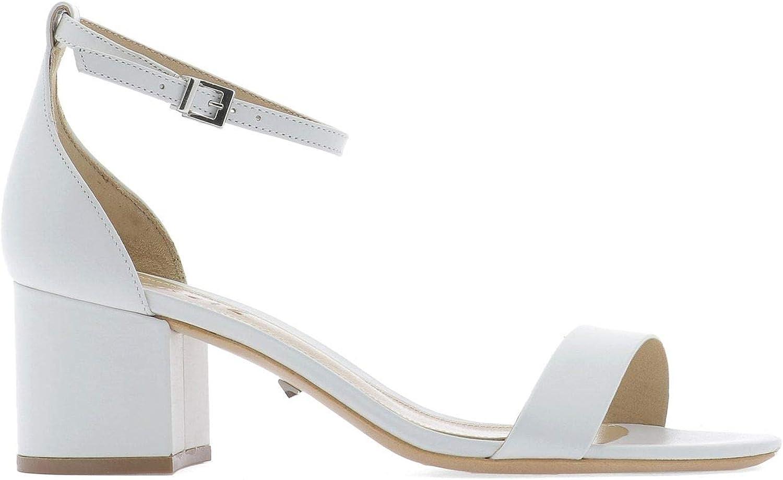 Schutz Schutz Schutz Woherrar S200010070044vit vit läder Sandals  utlopp