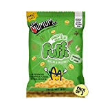 The Mumum Co. Masala Madness Protein Puffs Healthy Snacks for Kids, 180 g