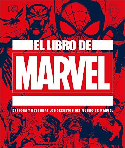 El libro de marvel (Spanish Edition)