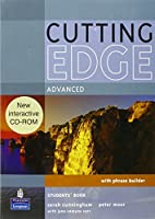 Cutting Edge Advanced (1E) Student book with CD-ROM
