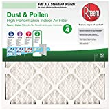 Rheem Basic Household 21.5 in. x 23.5 in. x 1 in. Pleated FPR 4 Air Filter