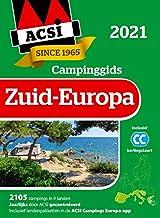 ACSI Campinggids Zuid-Europa 2021: 2105 campings in 9 landen