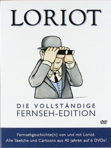LORIOT Die vollständige Fernseh-Edition (6-DVD) (2)