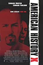 American History X POSTER Movie (27 x 40 Inches - 69cm x 102cm) (1998) (Style D)