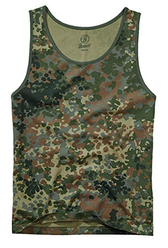 Brandit Tank-Top, Flecktarn 4XL