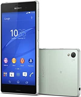 Sony XPERIA Z3 D6653 4G LTE (FACTORY UNLOCKED) (Silver Green) - International Version No Warranty