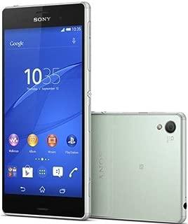 Sony XPERIA Z3 D6653 4G LTE (FACTORY UNLOCKED) (Silver Green) - International Version No Warranty