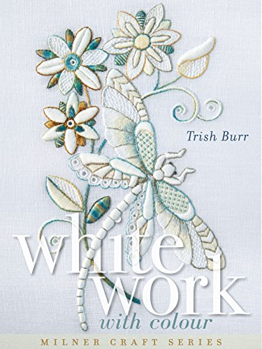 Check Out This Whitework with Colour (Milner Craft Series)