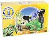 Imaginext - Dinosaurios Grandes, Stegosaurus (Mattel CBC60)