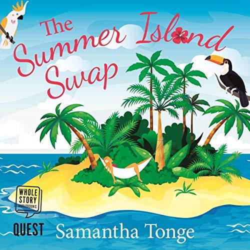 The Summer Island Swap cover art