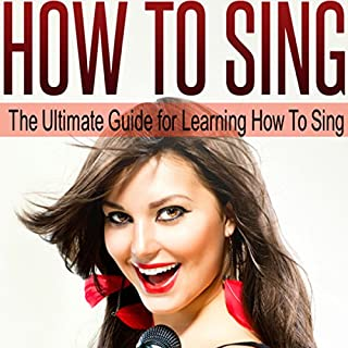 How to Sing audiobook cover art