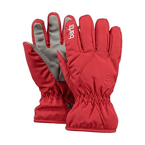Barts Handschuhe Basic Skiglove Kids Einheitsgröße rot 3 (4-6 Jahre)