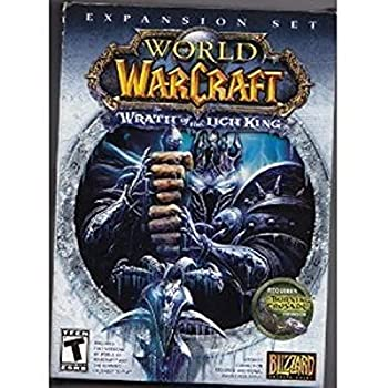 World of Warcraft Wrath of the Lich King Expansion Set