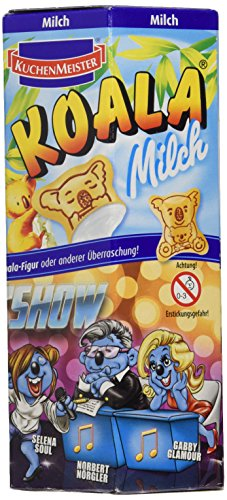 Kuchenmeister Koala Milch, 13er Pack (13 x 75 g)