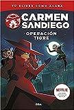 Carmen Sandiego 3. Operación tigre (FICCIÓN KIDS)