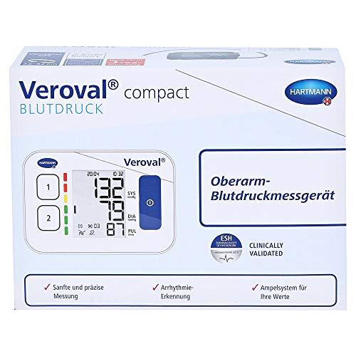 Veroval Compact Oberarm-Blutdruckmessgerät, 1 St