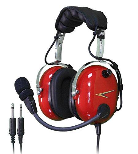 C20 COBRA Aviation Headset (RED)