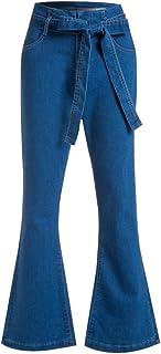 Delgado Pierna Pantalones Tamaño 10 32 por Scarlett & Jo