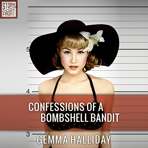 Confessions of a Bombshell Bandit cover art