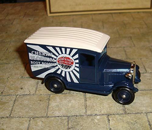 Lledo - Days Gone – 1934 Chevrolet Delivery Van – Cherry Blossom Cirage pour bottes