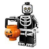 LEGO 71010 Minifigures Serie 14 Mostri - Uomo Scheletro Mini Action Figure