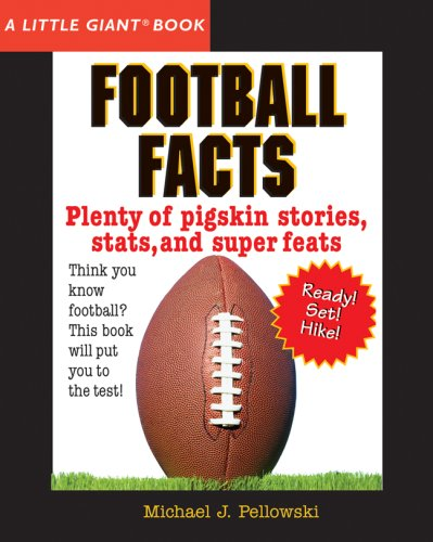 Football Facts (Little Giant Books)