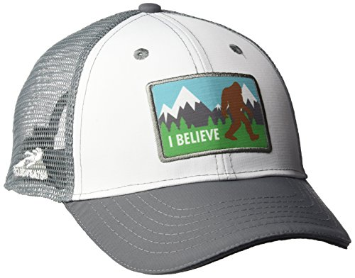 Gorra Headsweats estilo camionero, hombre, Sublimated Bigfoot I Believe, talla única