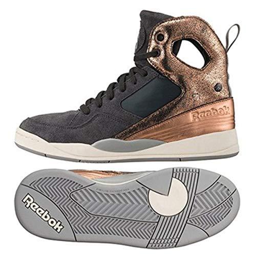 Reebok Damen Sneaker Schuhe Alicia Keys Court Gravel Rose Gold - Sport Sneakers, Schuhgrösse:37, Farbe:Gravel Rose Gold