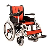 Wheel-hy Silla DE Ruedas ELÉCTRICA Power Chair