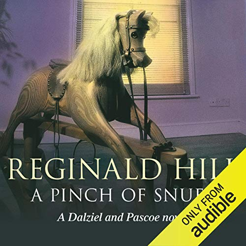 A Pinch Of Snuff audiobook cover art