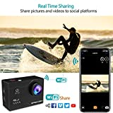 Zoom IMG-2 apexcam 4k wifi action cam