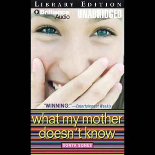 What My Mother Doesn't Know audiobook cover art