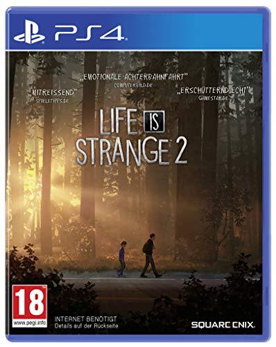 Life is Strange 2 (PS4) - [AT-PEGI]