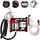 SucceBuy Pompe à Essence Diesel 550W 220V Moteur Monophasé Blo-Fuel 60L / min (550W)