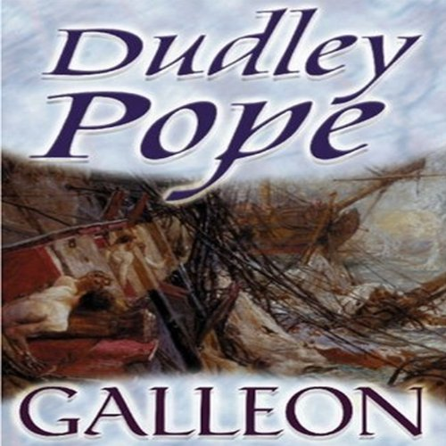 Galleon audiobook cover art