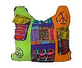 Bolsa Bandolera para Mujer, diseño Hippie