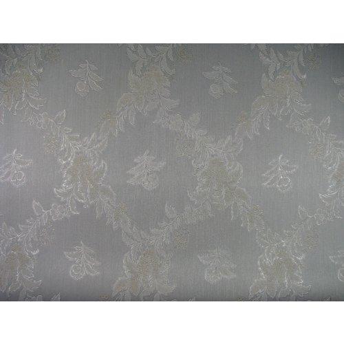 Satin Tapeten Barock 70cm breit 2,8 Kg pro Rolle