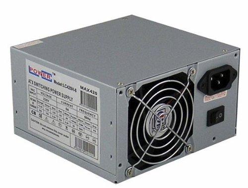 LC Power LC420H-8 Netzteil 400W ohne Kabel schwarz
