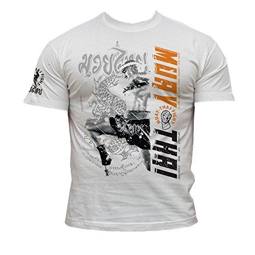 Dirty Ray Muay Thai t-shirt homme K71 (M)