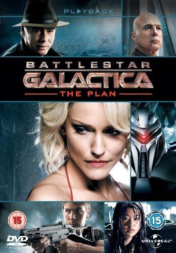 Battlestar Galactica: The Plan [DVD] by Edward James Olmos