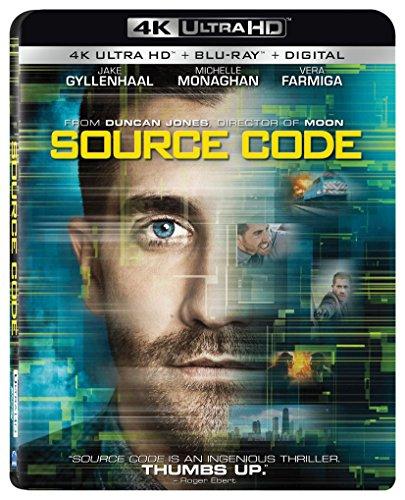 Top New Source Code [Blu-ray]