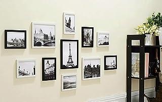 ArtzFolio Wall Photo Frame D141 Multicolor 4x6-8pc;6x6-2pc;6x8-1pc;Set of 11 PCS