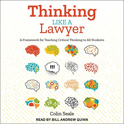 Thinking Like a Lawyer cover art