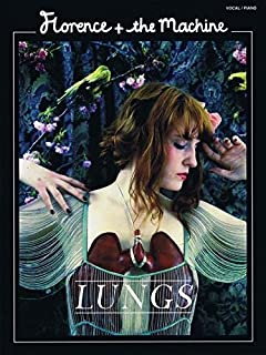 FLORENCE AND THE MACHINE: LUNGS PIANO, VOIX, GUITARE